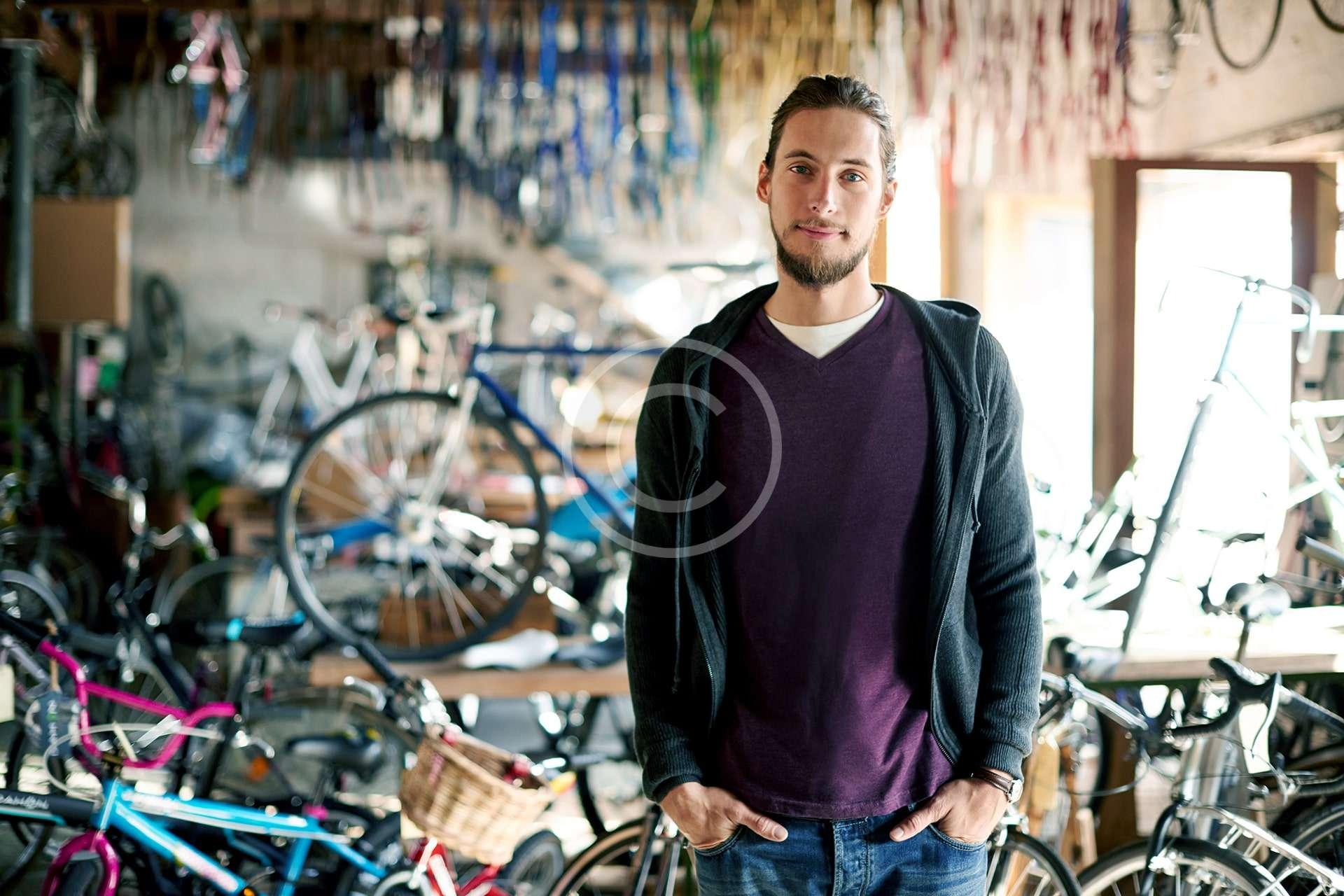 Gratis Fahrrad Check-Up